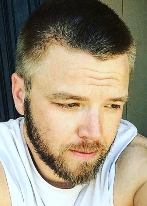 Brett Davern in an Instagram selfie as seen in June 2019