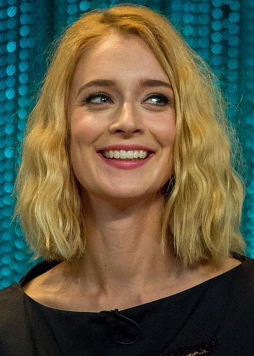 Caitlin FitzGerald at The Paley Center For Media's PaleyFest as seen in March 2014
