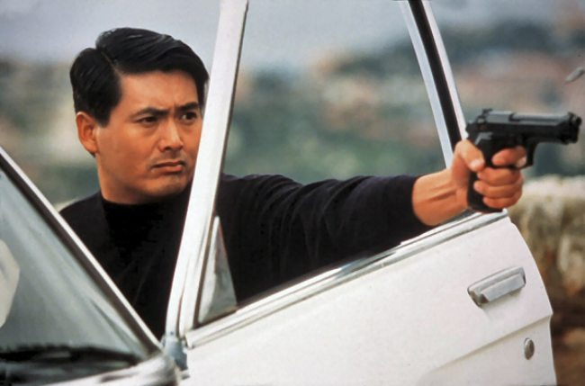 Chow Yun-fat as seen in May 2008