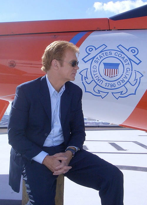 David Caruso as seen in November 2004