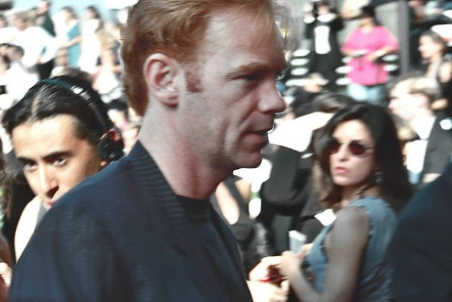 David Caruso at the 1994 Emmy Awards