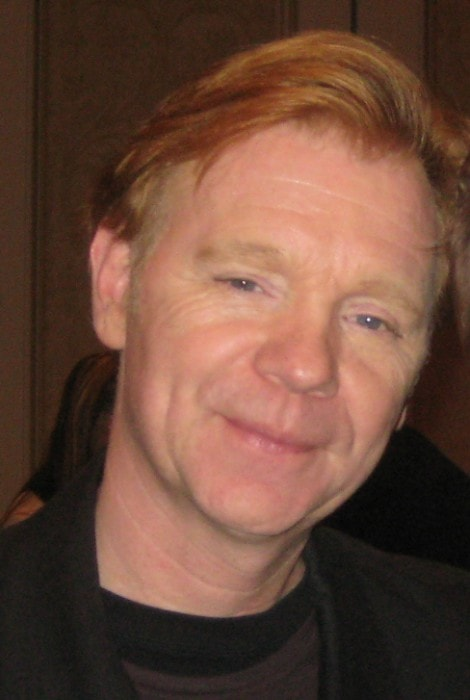 David Caruso at the Emmy Awards in January 2008