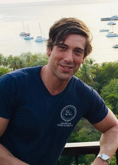 David Muir as seen in March 2019