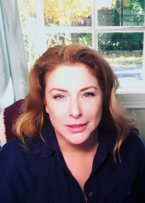 Diane Neal as seen in November 2018