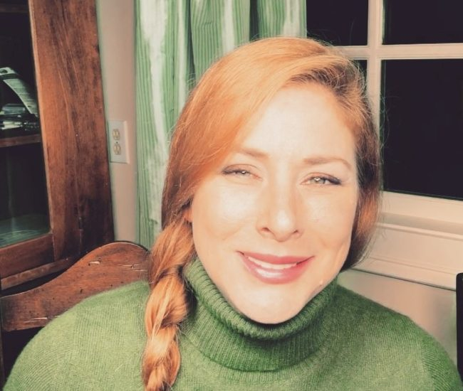 Diane Neal in an Instagram post as seen in October 2018