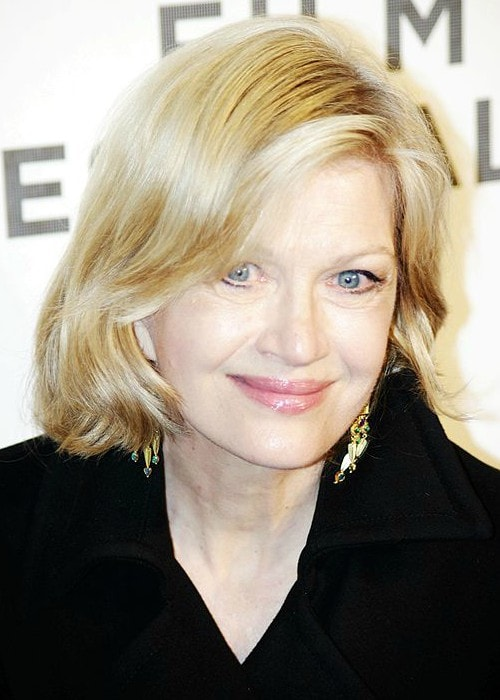 Diane Sawyer attending the premiere of Jesus Henry Christ at the 2011 Tribeca Film Festival