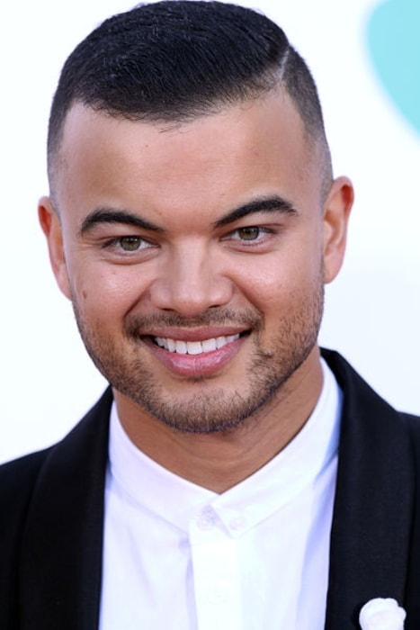 Guy Sebastian as seen at the ARIA Music Awards in November 2014