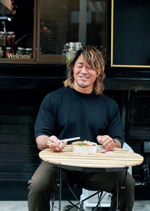 Hiroshi Tanahashi Height Weight Age Body Statistics