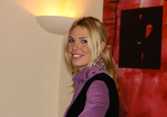 Ilary Blasi as seen in December 2009