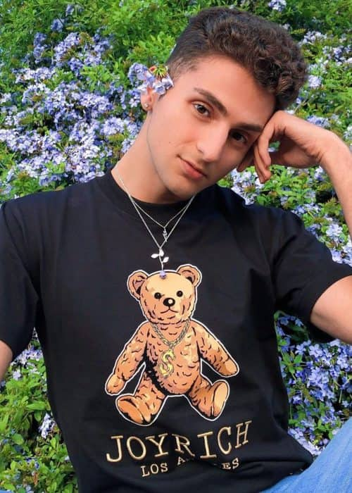 Issa Twaimz in an Instagram post as seen in June 2019