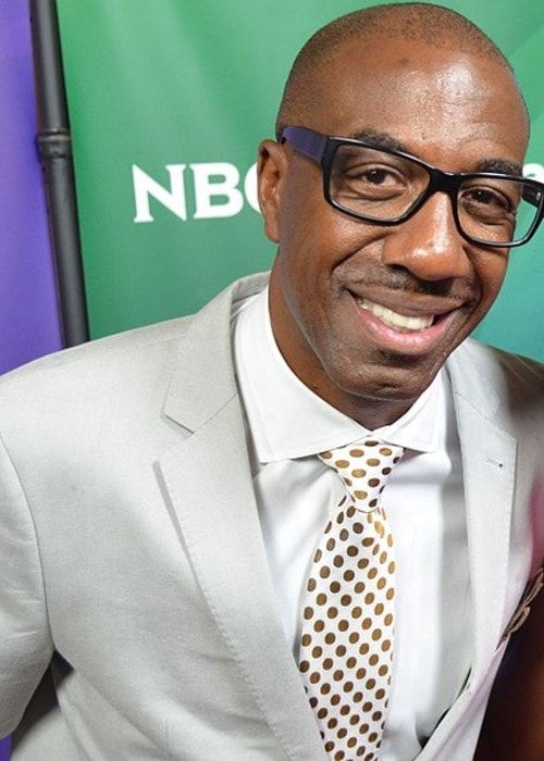 JB Smoove at the Langham Huntington Hotel in Pasadena as seen in April 2014