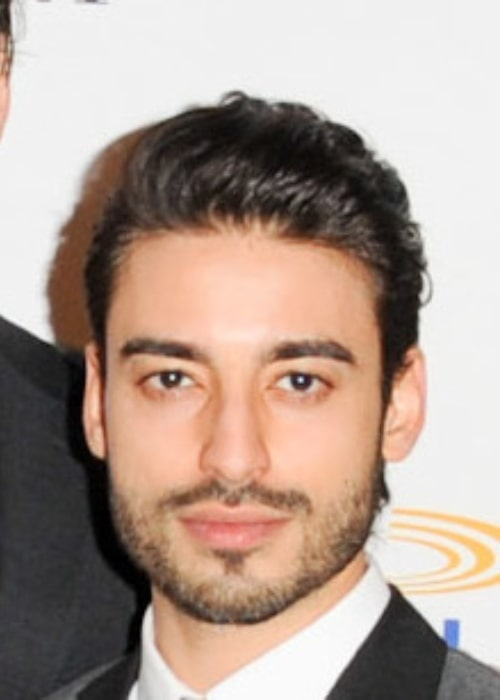 Jade Hassouné as seen while posing for the camera at the 2013 CFC Annual Gala & Auction