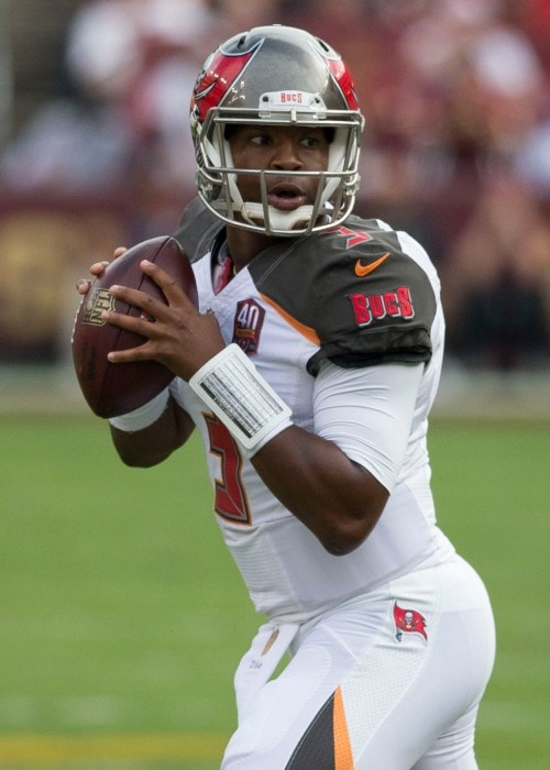 Jameis Winston photographed in October 2015