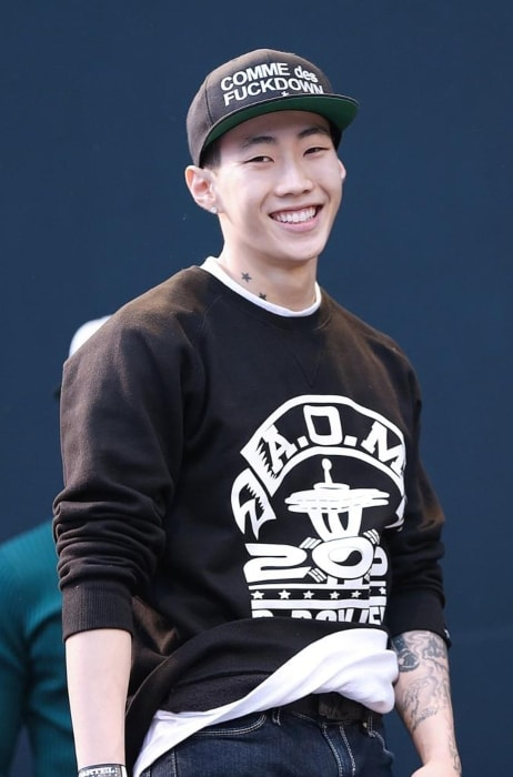 Jay Park as seen at the BOTY (Battle Of The Year) in October 2012