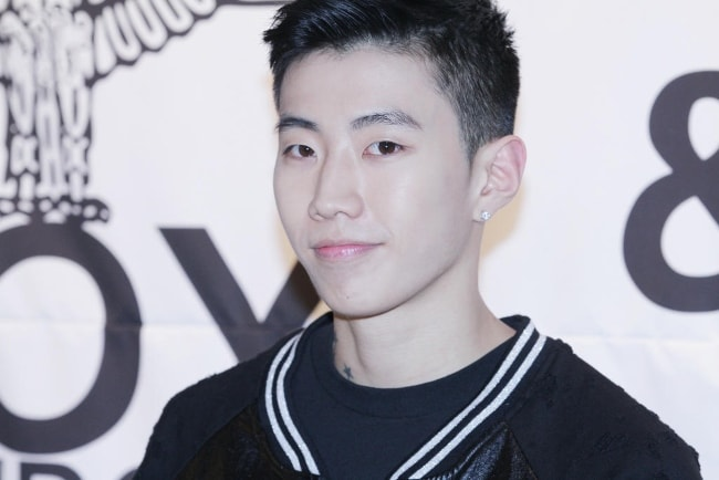 Jay Park as seen in October 2012