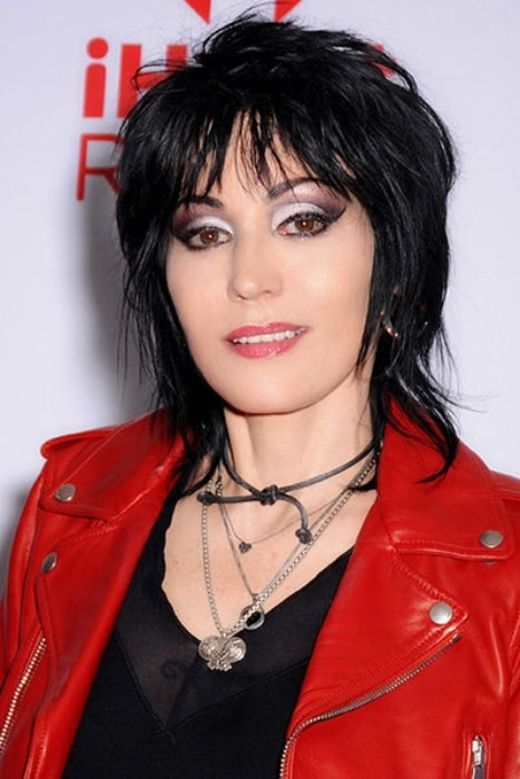 Joan Jett as seen in Las Vegas, Nevada in September 2013