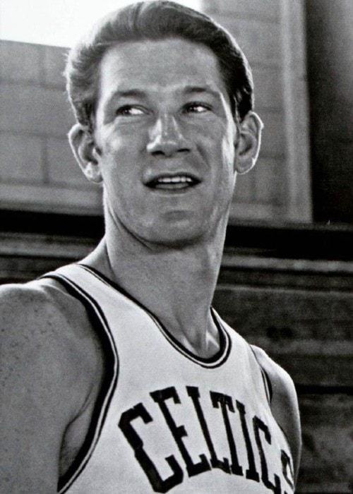 John Havlicek photographed in the 1960s