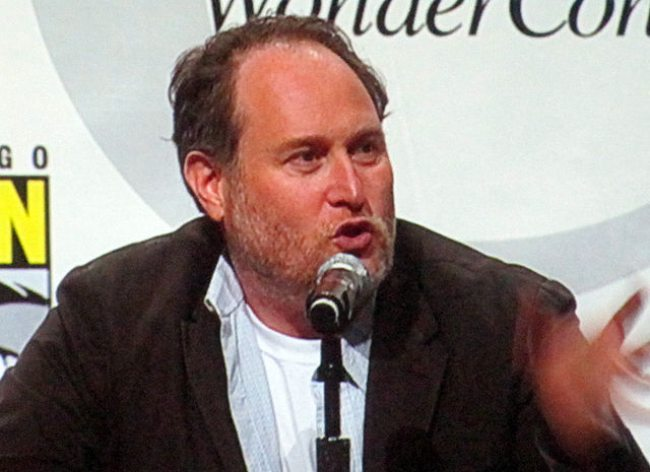 Jon Turteltaub at WonderCon in April 2010