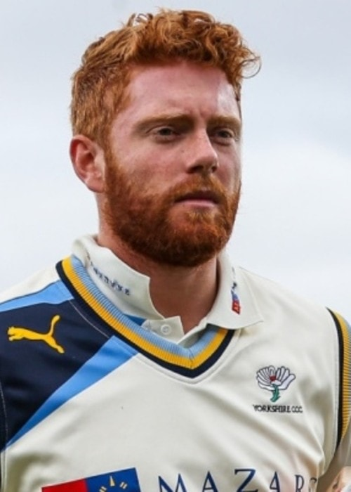 Jonny Bairstow as seen in May 2015