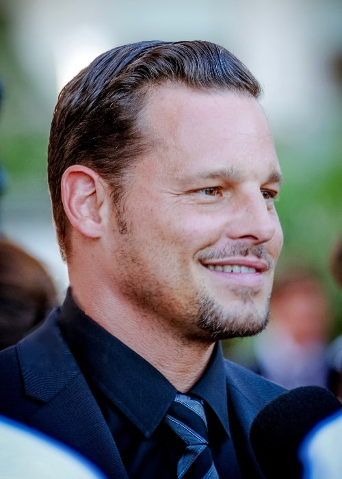 Justin Chambers as seen in a picture taken at the Monte-Carlo Television Festival which he attended as a part of 'Grey's Anatomy' in June 2014