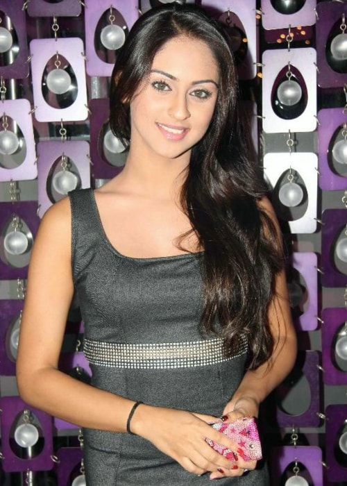 Krystle D'Souza as seen in a picture taken at the Hicons Bash in March 2011