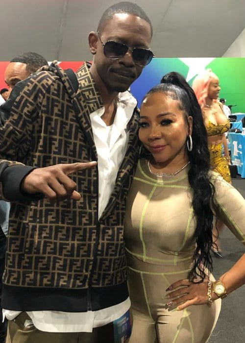 Kurupt and Majorgirl as seen in June 2019
