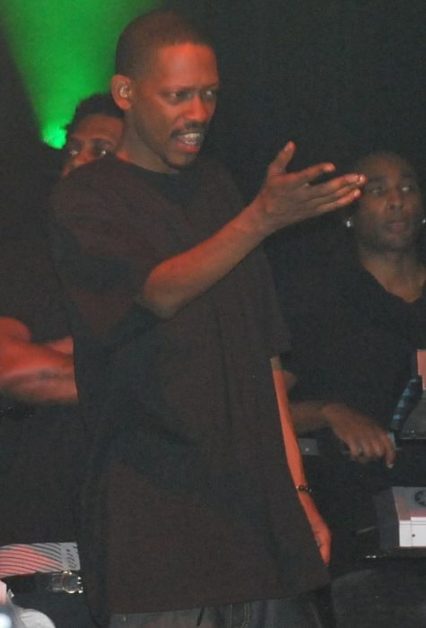 Kurupt as seen in February 2015