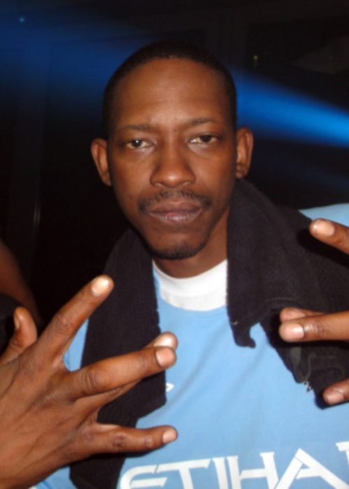 Kurupt during an event as seen in May 2011