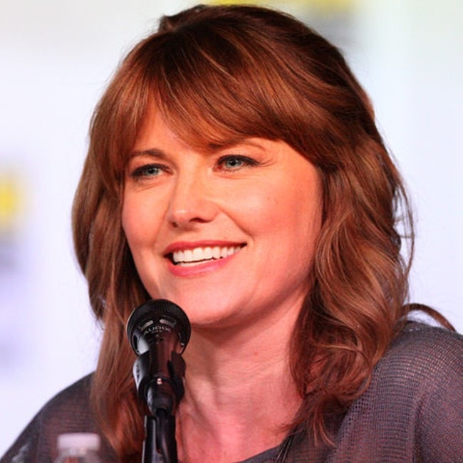 Lucy Lawless as seen in July 2012 at the Comic Con International in San Diego