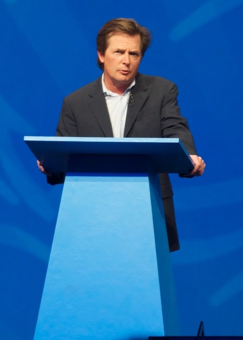 Michael J. Fox talking at Lotusphere 2012