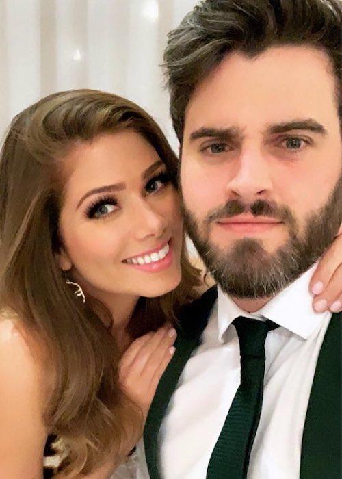 Nikki Sanderson and Greg Whitehurst in June 2019