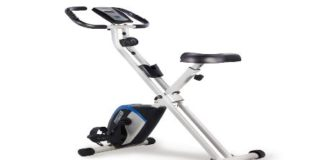 ProGear 225 Folding Magnetic Upright Exercise Bike