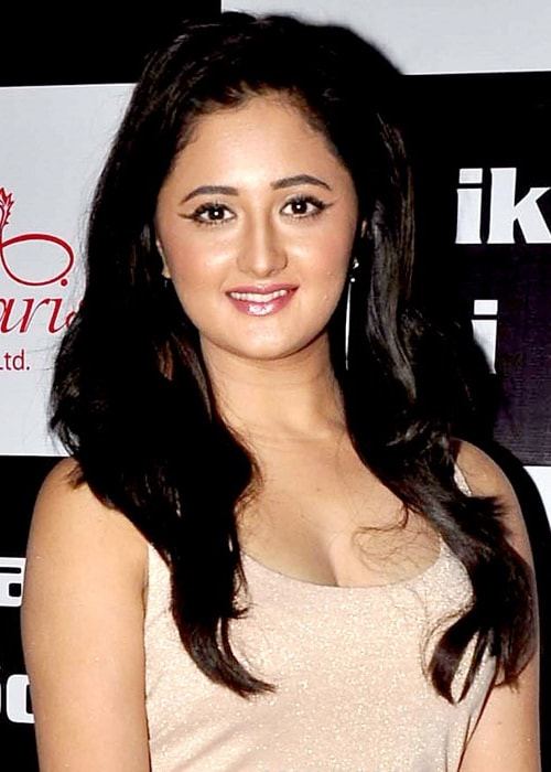 Rashami Desai as seen in a picture taken in Kino Cottage in August 2015