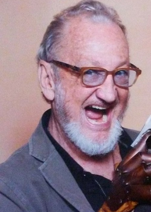 Robert Englund in Chicago, Illinois as seen in September 2017