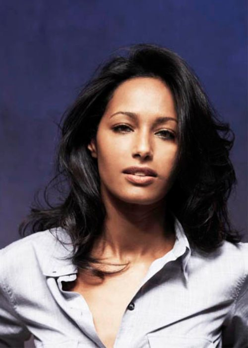 Rula Jebreal as seen in April 2011