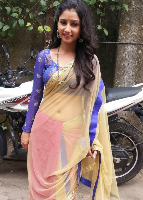 Sana Amin Sheikh as seen in a picture taken in July 2019