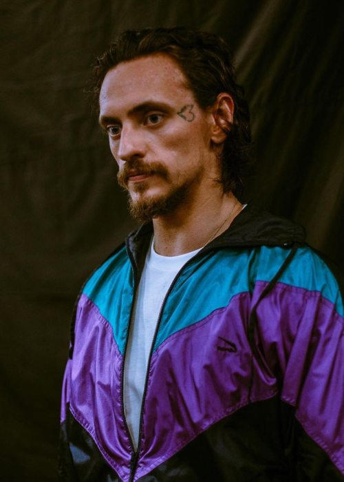 Sergei Polunin in an Instagram post as seen in May 2019