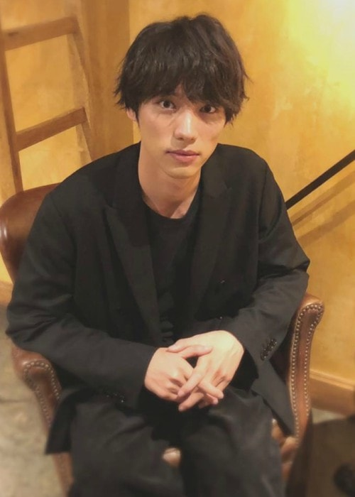 Sota Fukushi as seen in November 2018