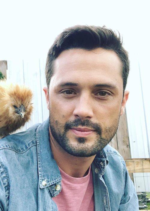 Stephen Colletti in an Instagram selfie as seen in August 2018