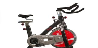 Sunny Health & Fitness SF-B1002 Belt Drive Indoor Cycle Bike Review
