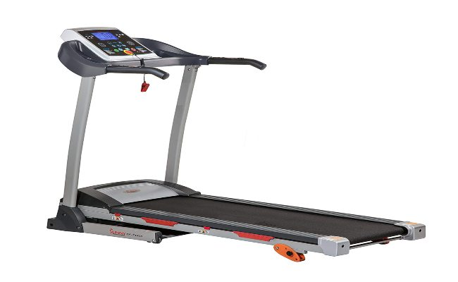 Sunny Health & Fitness Treadmill Review
