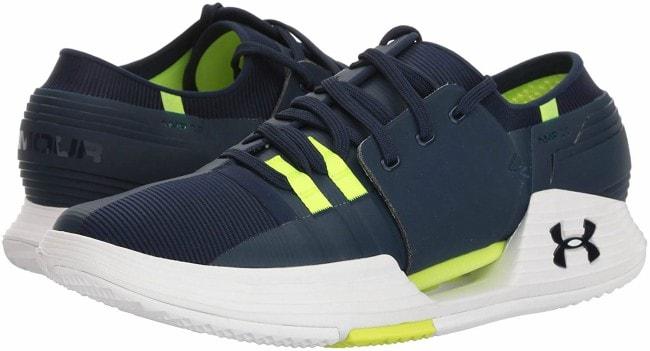Under Armour Men's Speedform AMP 2.0 Cross-Trainer Shoe pair