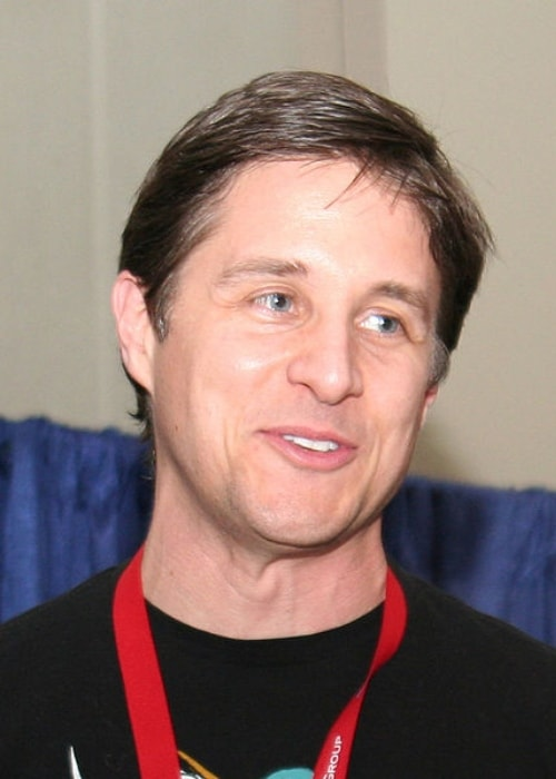 Yuri Lowenthal as seen at the at the New York Comic Con in February 2009