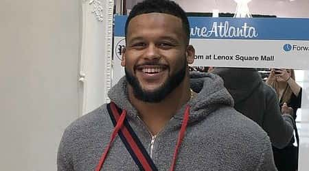 Aaron Donald Height, Weight, Age, Body Statistics