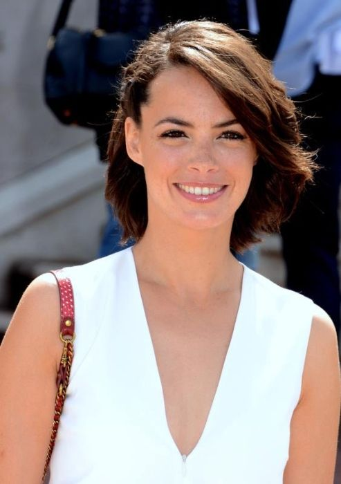 Actress Bérénice Bejo at the Cannes Film Festival in 2014