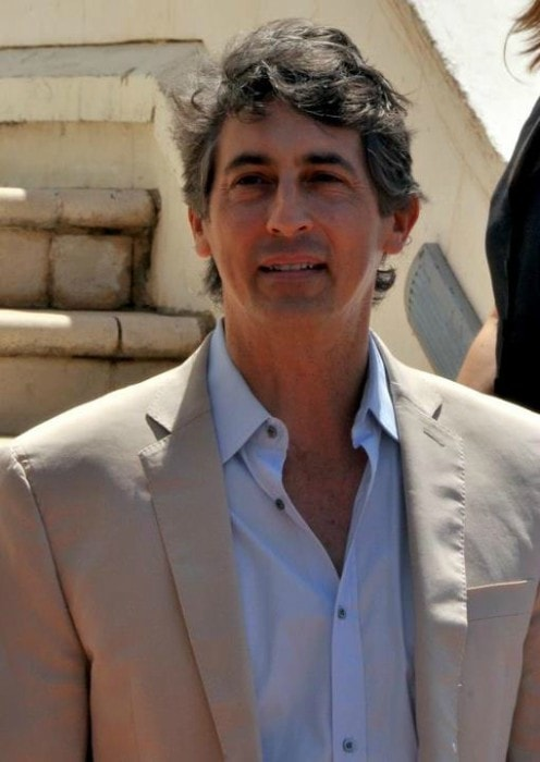 Alexander Payne at the Cannes Film Festival in May 2012
