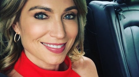 Amy Robach Height, Weight, Age, Body Statistics