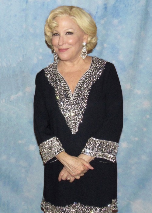 Bette Midler as seen in June 2015