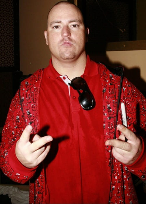 Bubba Sparxxx as seen in March 2008