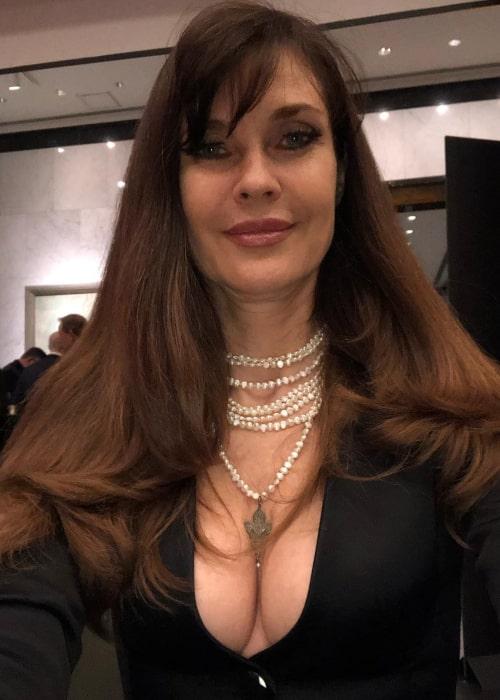 Carol Alt as seen in a selfie taken in February 2019